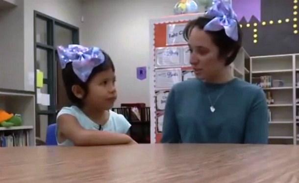 Novyj risunok 11 - Зачем воспитательница сделала причёску как у её ученицы