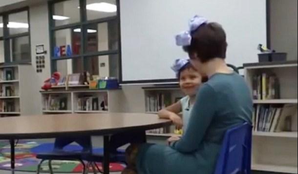 Novyj risunok 16 - Зачем воспитательница сделала причёску как у её ученицы