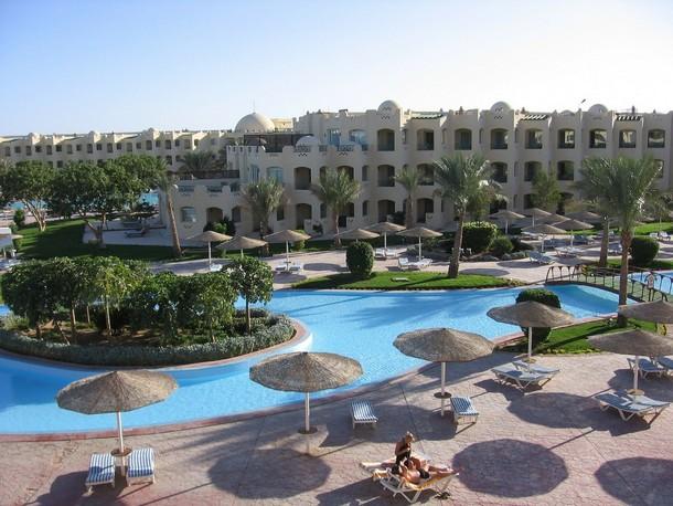 Отель Хургада. Египет