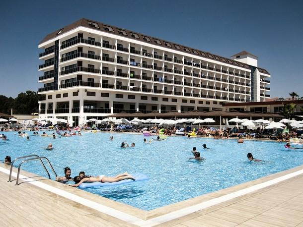 Отель. Турция