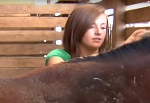 2021 05 31 180908 - Девочка прошла 14 км, чтобы спасти лошадь