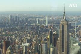 Знаменитому небоскрёбу Эмпайр-стейт-билдинг исполнилось 90 лет