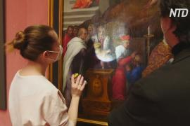 Год реставрации: шедевр XVI века восстановили и показали в галерее Берлина