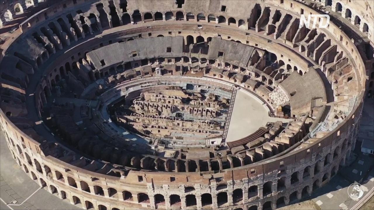 В Колизее построят высокотехнологичную арену стоимостью почти 20 млн евро
