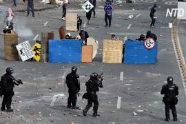 Гибель протестующих в Колумбии: ЕС призывает стороны к сдержанности