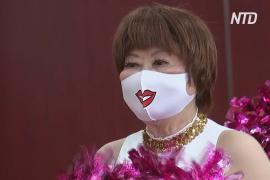 Возраст – всего лишь цифра для японской команды пожилых чирлидеров
