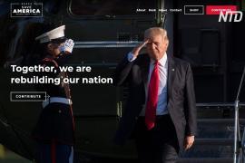 Трамп запустил онлайн-платформу для коммуникации со своими сторонниками