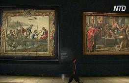 В лондонском музее обновили галерею с шедеврами Рафаэля