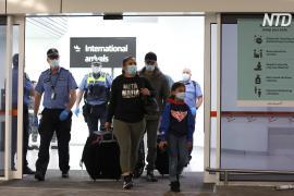Австралия разрешит своим гражданам возвращаться из Индии с 15 мая