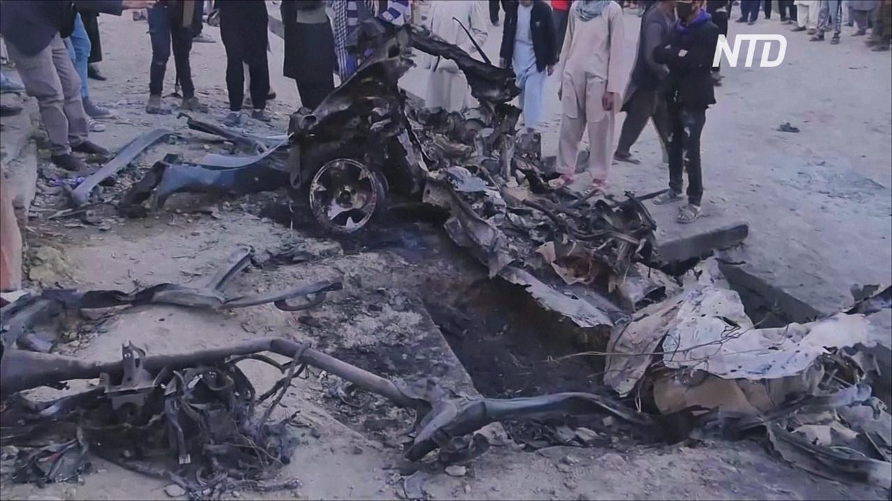 Взрыв у школы в Кабуле: число погибших возросло до 58