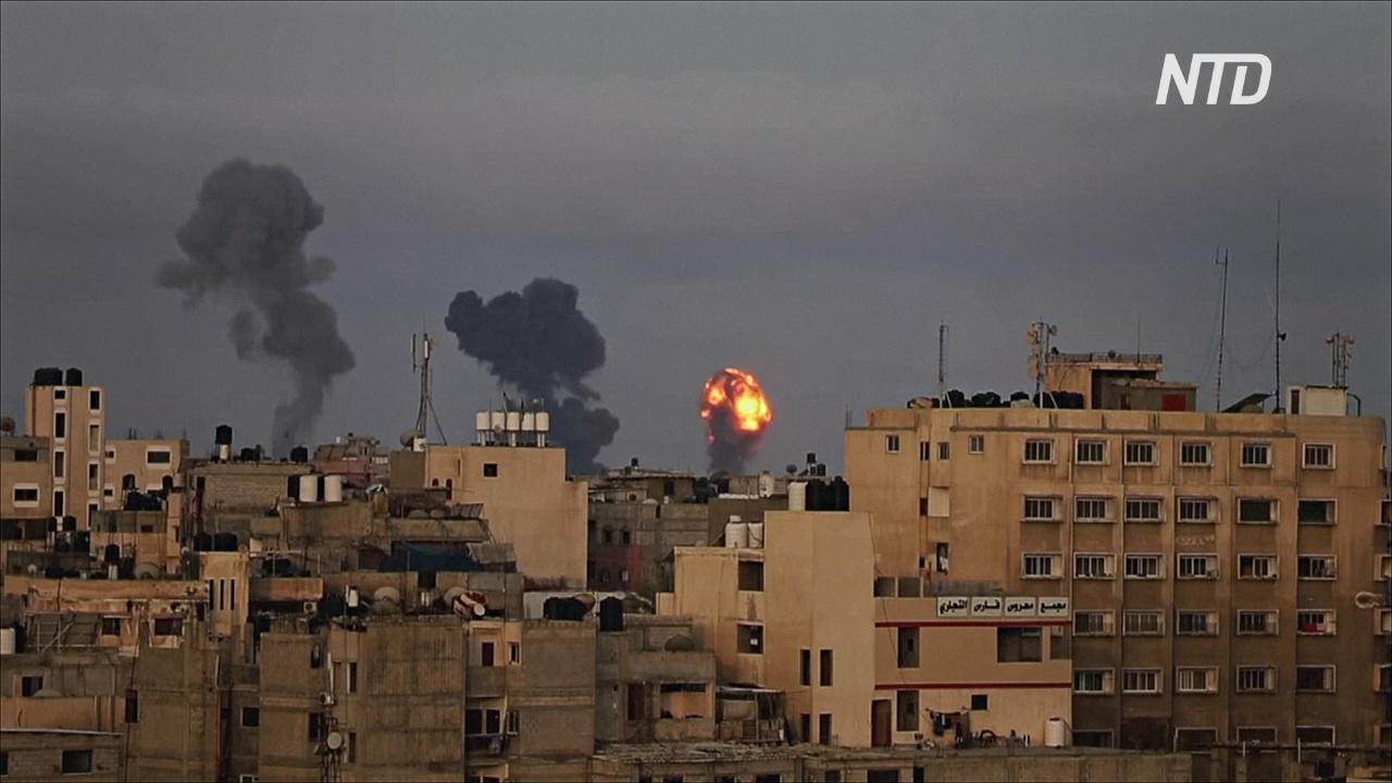 Израиль и сектор Газа обменялись ракетными обстрелами после стычек в Иерусалиме