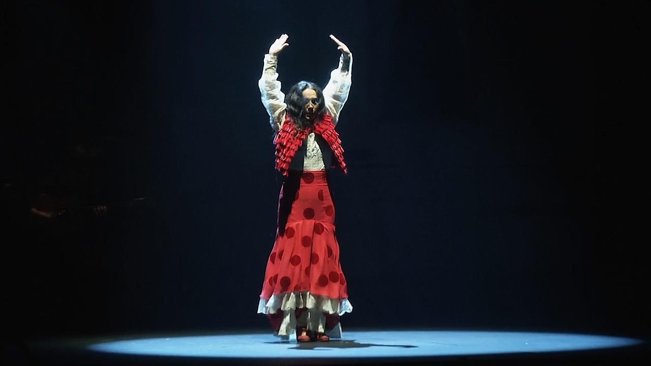 Фестиваль фламенко в испанском городе Херес-де-ла-Фронтера празднует 25-летие
