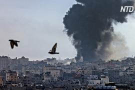 Израиль и сектор Газа пережили ещё одну ночь обстрелов и стычек
