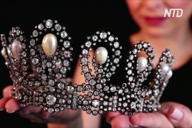 Тиару итальянских монархов продали за $1,6 млн на аукционе Sotheby's