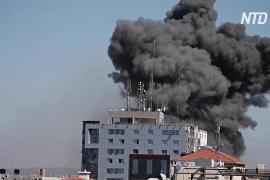 Израиль и сектор Газа вторую неделю продолжают взаимные ракетные обстрелы