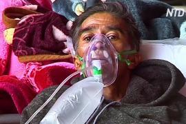 В Непале не хватает больничных коек и кислорода для больных коронавирусом