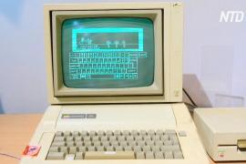 Как совершенствовались компьютеры Apple, рассказывает выставка в Екатеринбурге