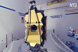 НАСА проводит последние испытания телескопа «Джеймс Уэбб» перед запуском в этом году