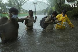 На Индию обрушился циклон «Туактае»: не менее 16 погибших