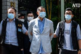 Медиамагнат Джимми Лай снова оказался на скамье подсудимых в Гонконге