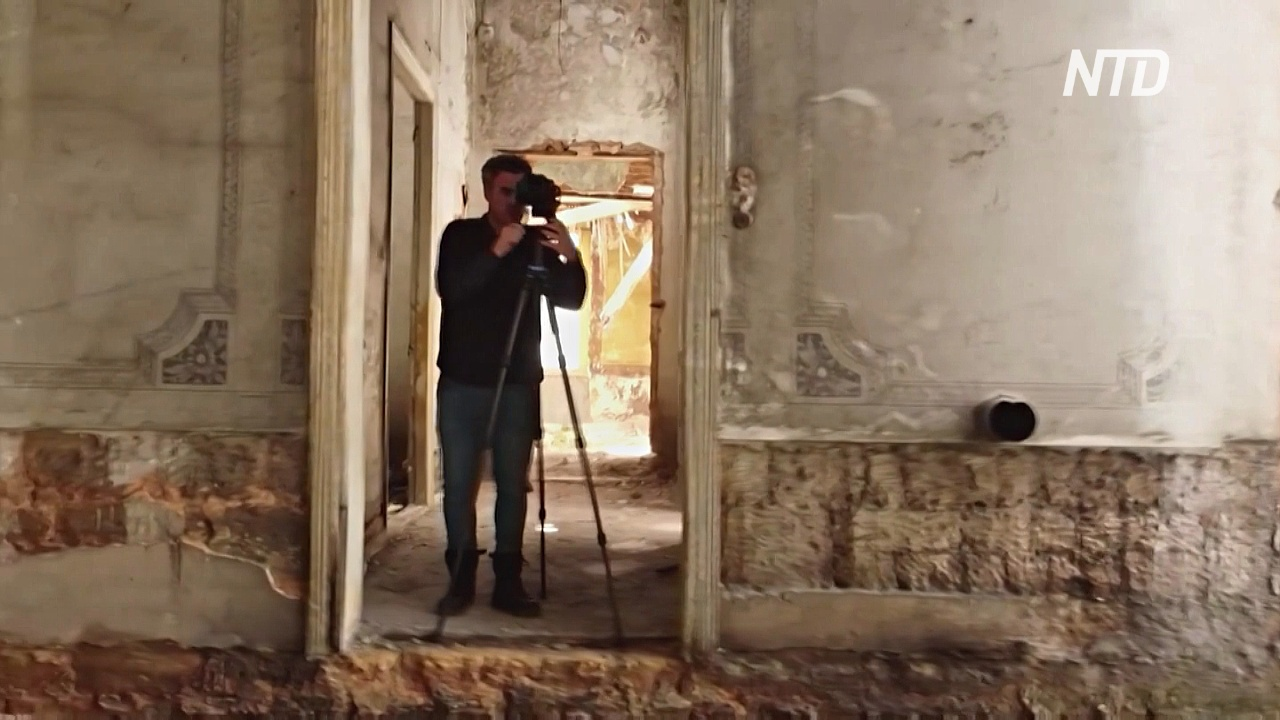Разрушающаяся история: старинные особняки Ливана в фото