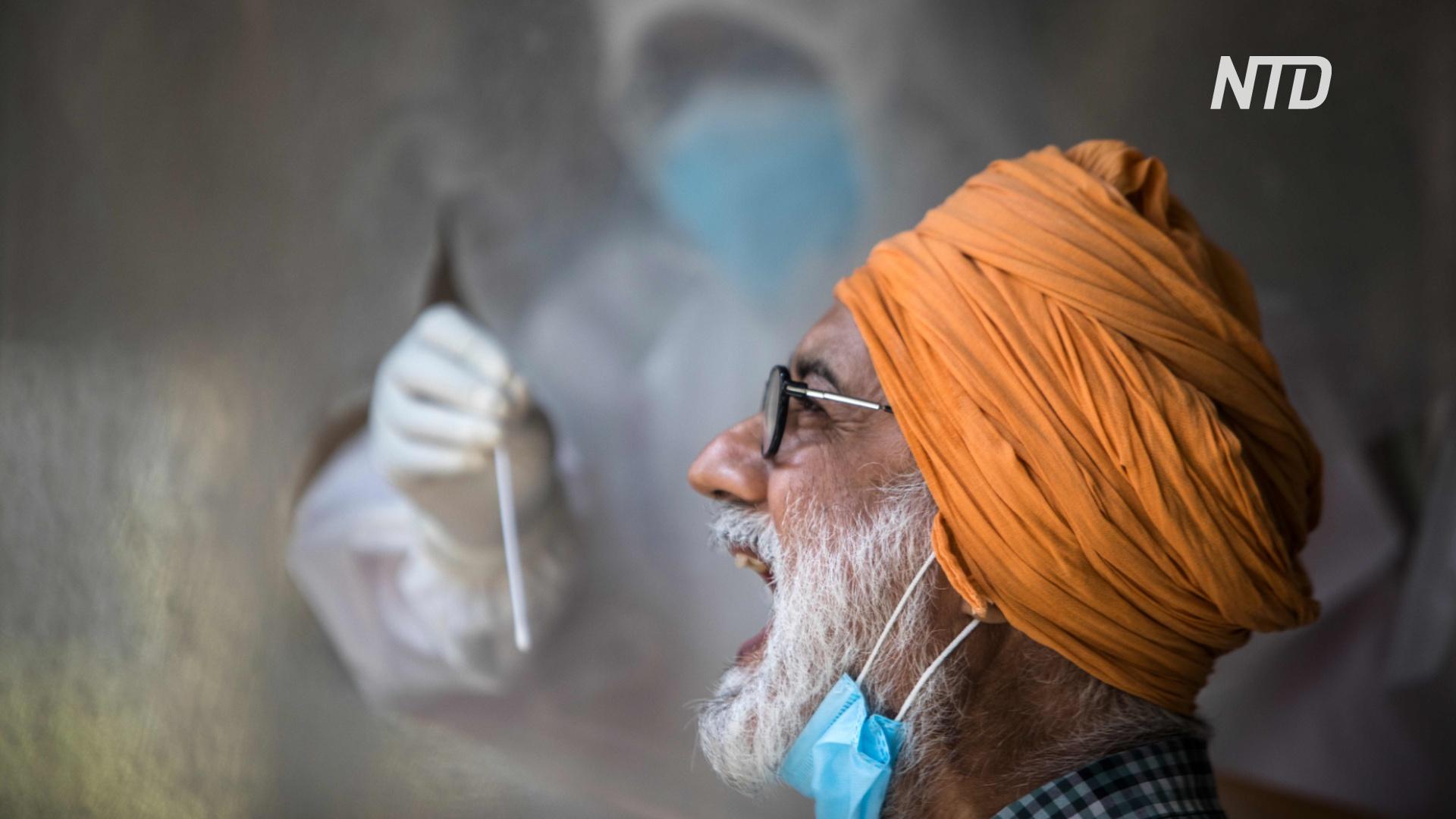 Почему учёных беспокоит индийский штамм COVID-19