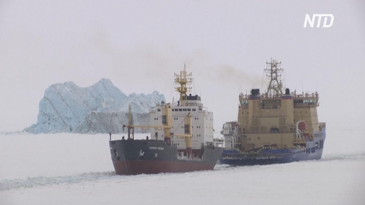 Станет ли Северный морской путь альтернативой Суэцкому каналу?