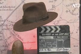 Шляпу Индианы Джонса и очки Гарри Поттера продадут на аукционе