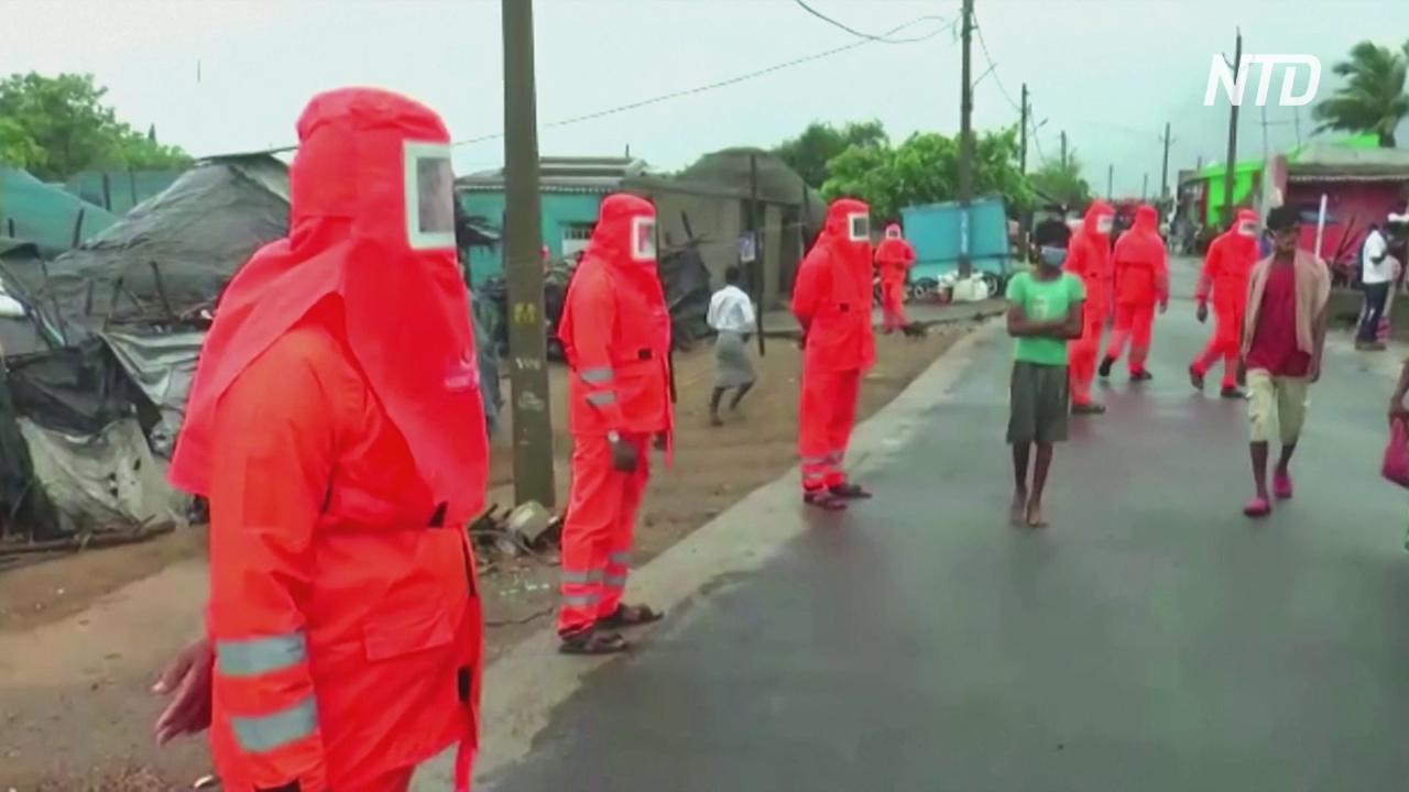 На Индию надвигается циклон «Яас», эвакуировано более 3,5 млн человек