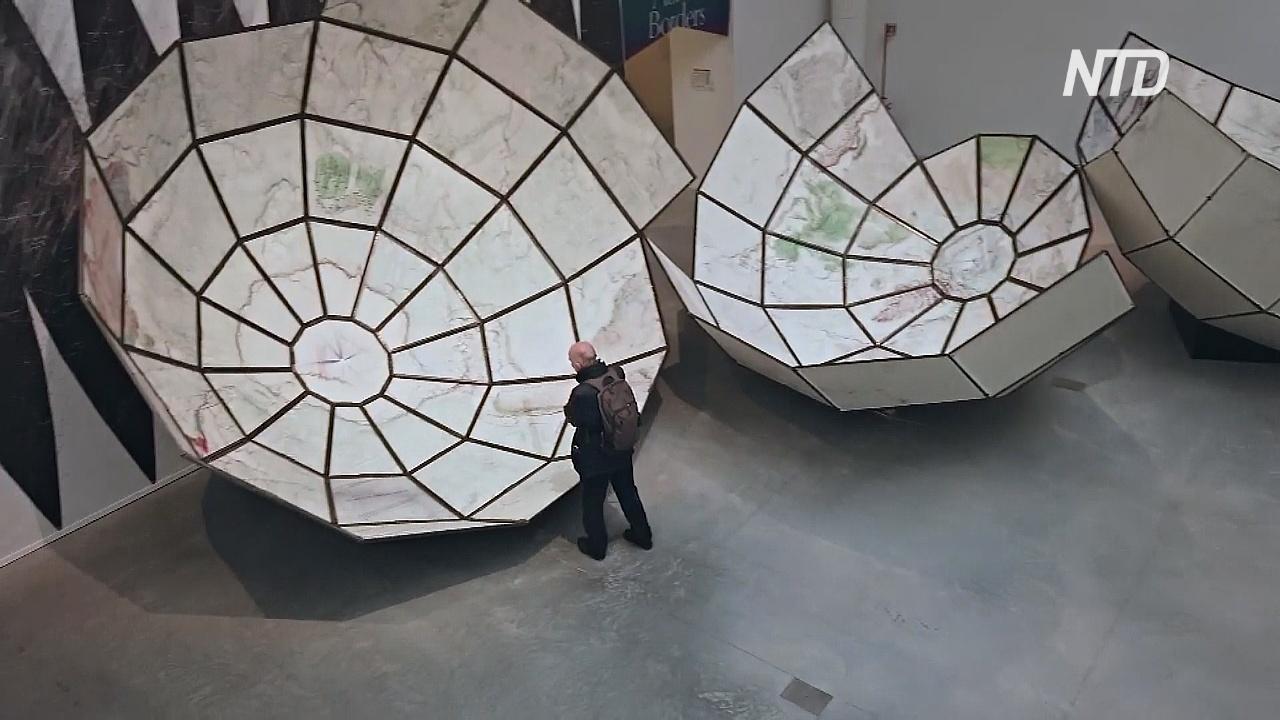 Выставка в Венеции: может ли архитектура спасти планету