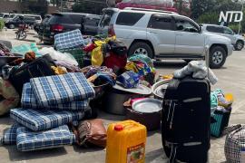 «Извержение может начаться в любой момент»: из Гомы устремился новый поток беженцев