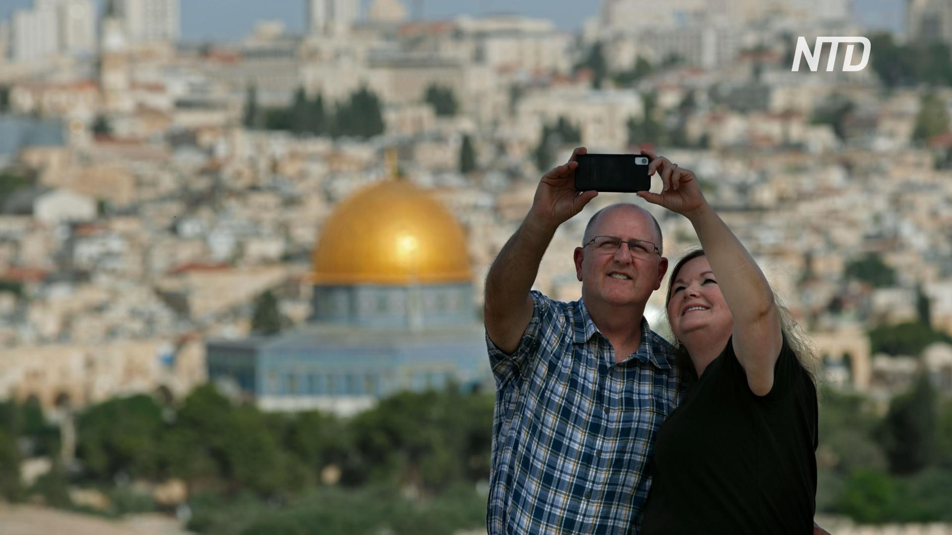 Израиль открыл границы для вакцинированных иностранных туристов