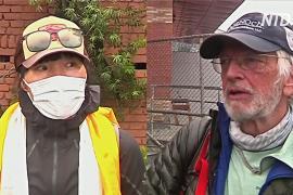 Двое рекордсменов, покоривших Эверест, поделились впечатлениями