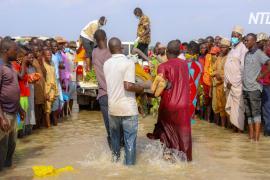 Крушение судна в Нигерии: более 70 погибших