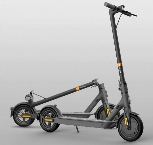 Електросамокат Xiaomi Mi Electric Scooter 1s Black (DDHBC05NEB)