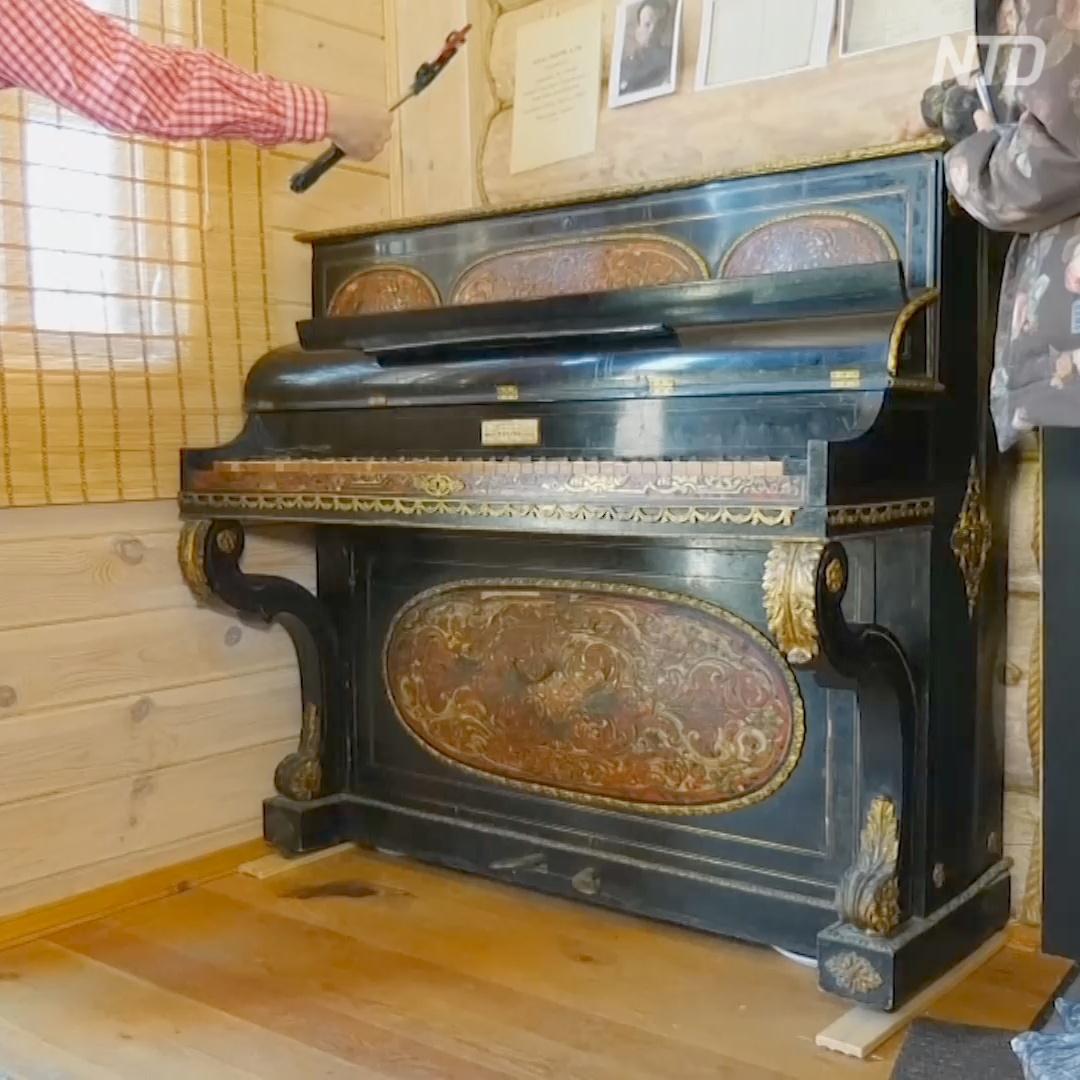Старинные инструменты «живут» в частном музее под Москвой