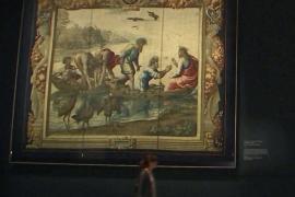 Лондонский музей представил обновлённый зал Рафаэля