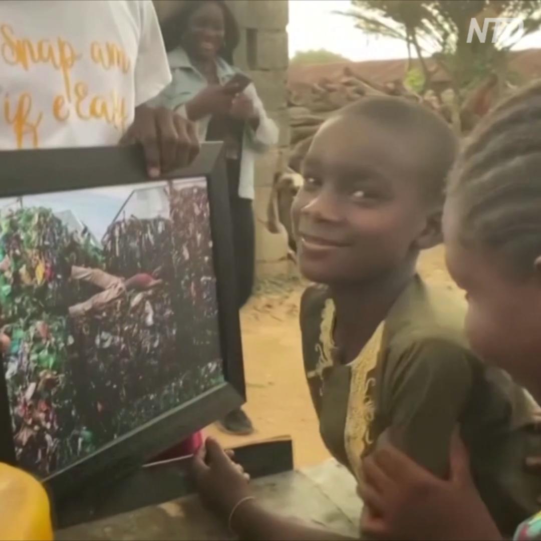 1000 фотопортретов в подарок: нигерийские фотографы подбодрили людей