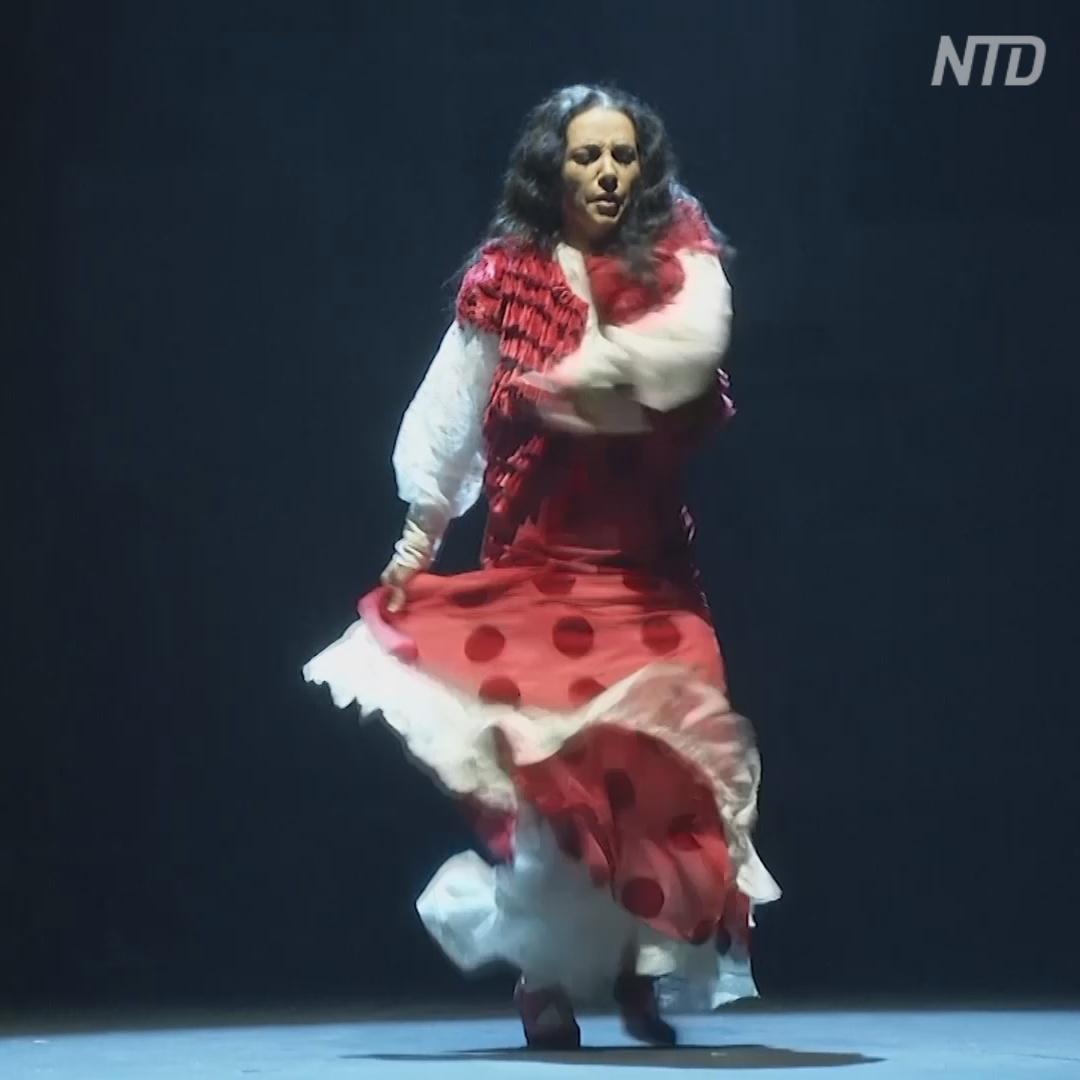 Фестиваль фламенко вернулся в испанский город Херес-де-ла-Фронтера