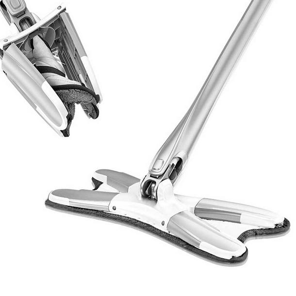 Швабра с отжимом X-Type Mop