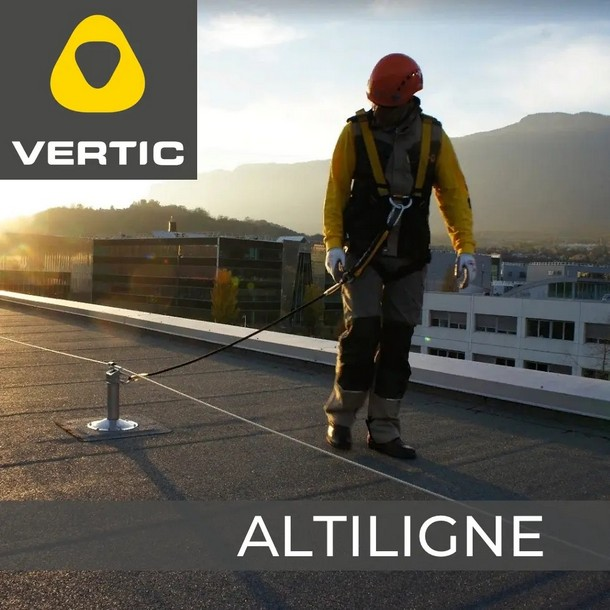 Стационарная анкерная линия Altiligne | Verti