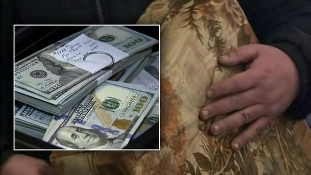Мужчина вернул 43 000 долларов и сказал почему