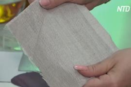 Ткань нового поколения: питерские учёные создали самоочищающееся покрытие