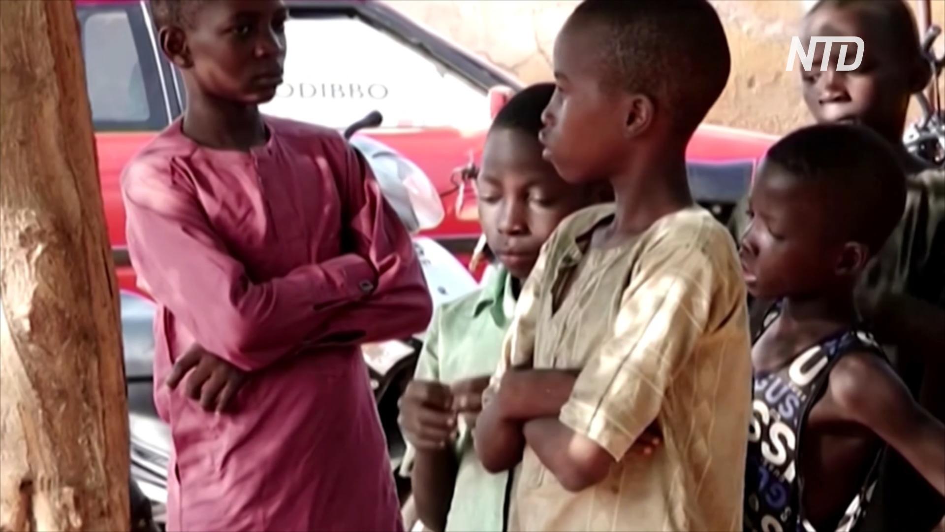 В Нигерии снова похитили школьников