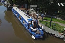 Тысячи британцев во время пандемии сменили квартиры на лодки