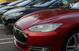 Tesla отзывает в США 7700 машин из-за дефектов в креплении ремней безопасности