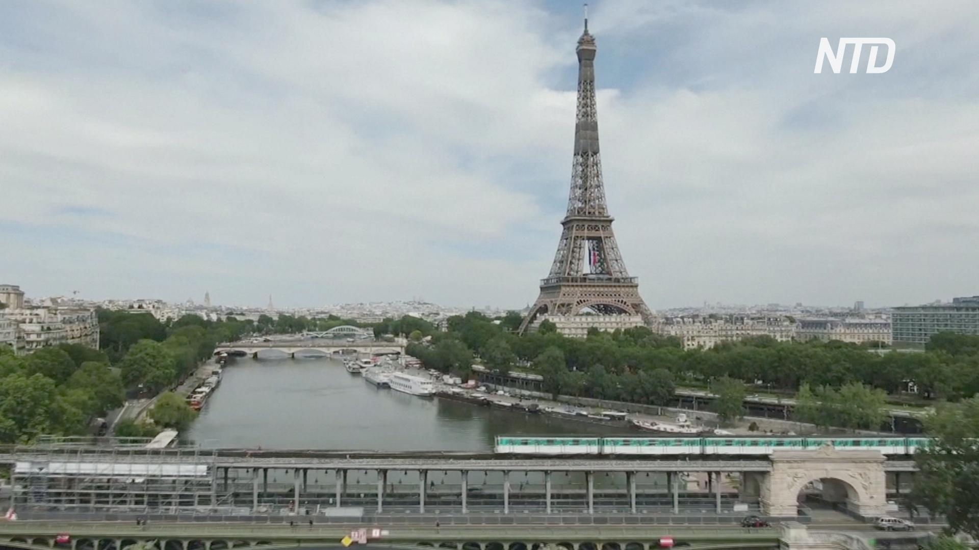 Почему Париж стал единственной столицей, где запрещают дроны
