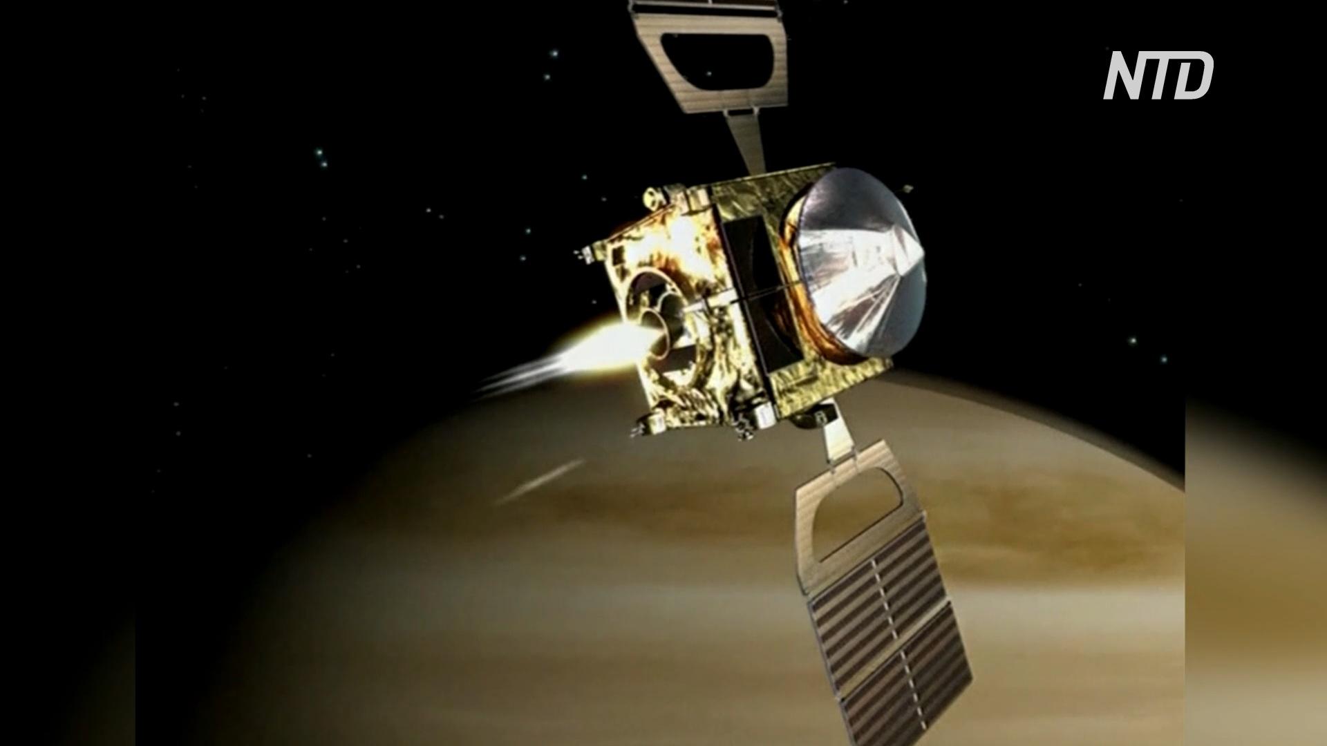 НАСА готовит две миссии на Венеру