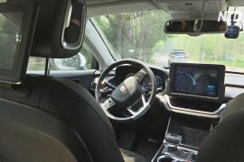 Такси без водителя уже перевозят пассажиров в Пекине и ещё двух городах Китая