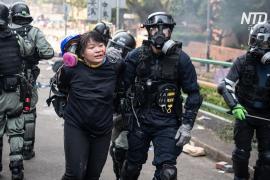 Новый отчёт Великобритании: Китай урезает свободы Гонконга